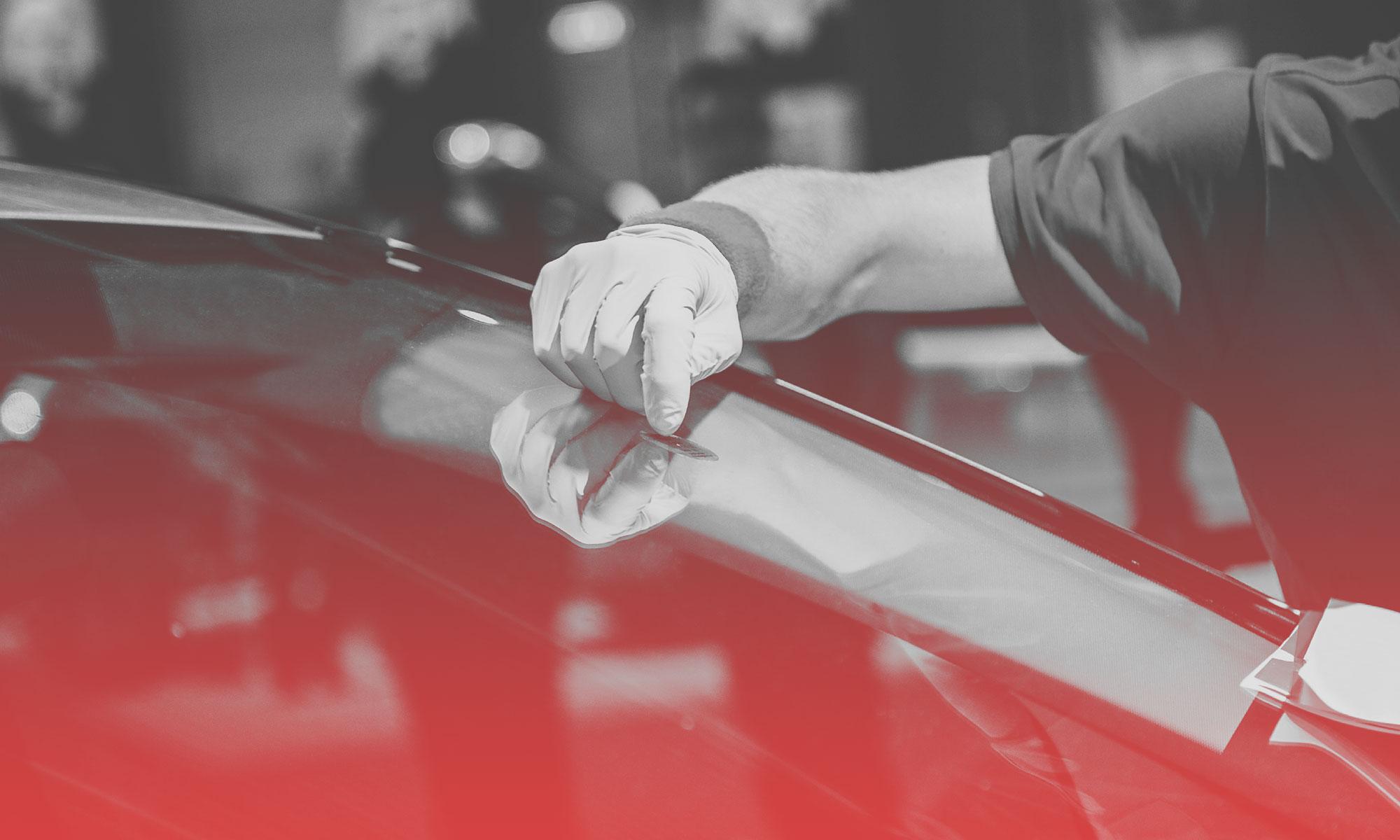 Ремонт стекла автомобиля своими руками видео